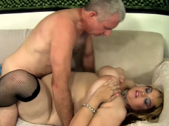 Chubby Harpy Buxom Bella Gets Down almost a Marketable Geezer