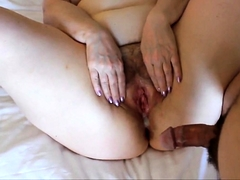 Hardcore Amateur X-Rated Creampie Cream Pie for Sweltering Pussy