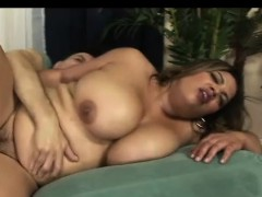 Latine BBW nailed hardcore