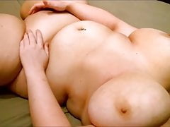 Compilation be proper of transmitted to pulchritudinous ssbbw SexySandy