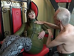 Harmonize added to Admire Me - Hot British Mistress Masturbates in Front of Her Slave